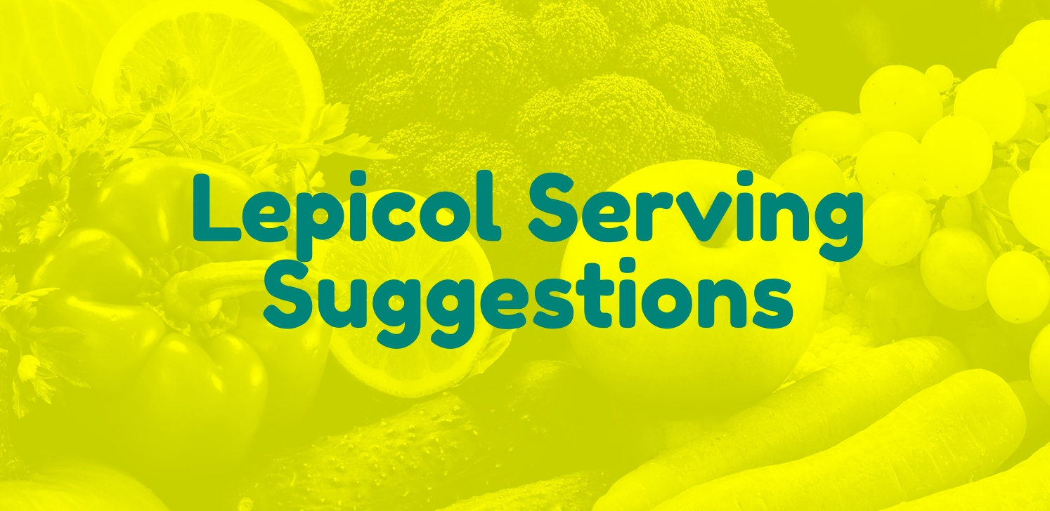 Lepicol Serving Suggestions