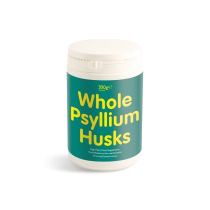 Pure Psyllium Husks 300g Powder